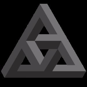 Penrose Dreieck Escher