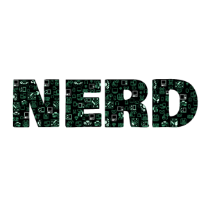 nerd green geek pc gamer code lanparty programmier