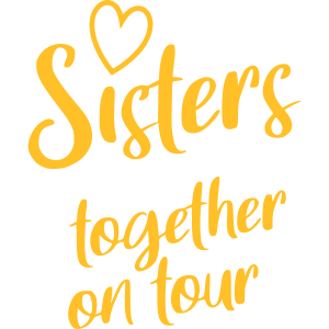 Sisters together on tour