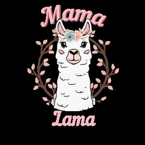 Mama-Lama-Geschenk zum Muttertag