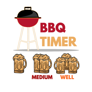 BBQ Timer Barbecue Grillen