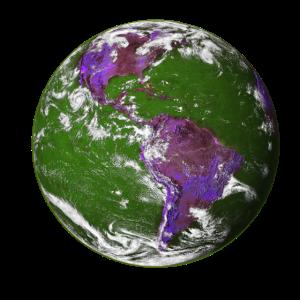 Retro Welt Erdball Erdkugel Globus Geschenk