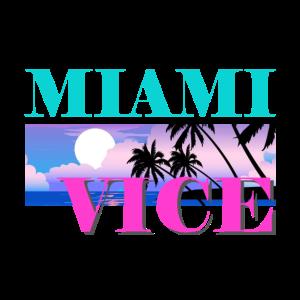 Miami Vice Florida US Amerika Urlaub Geschenk Idee