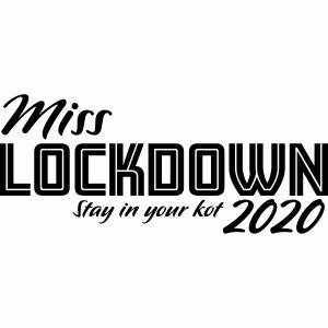 Miss Lockdown