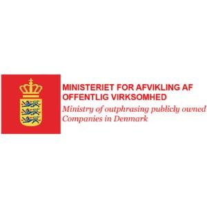 MINISTERIET FOR AFVIKLING AF OFFENTLIG VIRKSOMHED