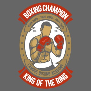 Boxing King Of The Ring