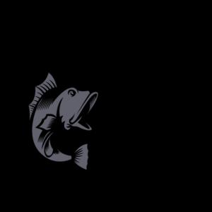 Schlucken nicht Spucken Angler Spruch Angler