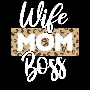Ehefrau Mutter Chef