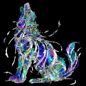 Der Wolf - Wolfpack - Werwolf - Vollmond