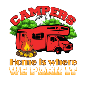 Campers home is where we park it