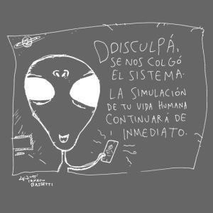 Simulación extraterrestre