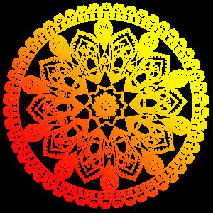 Wellbeing Mandala