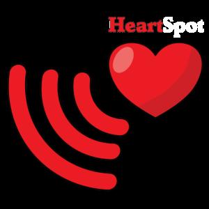 Wlan Herz - HeartSpot