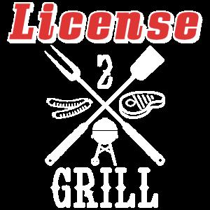 License to grill 2 Lizenz zum grillen