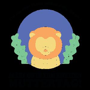 Muttertag Zweiten Löwe Spruch