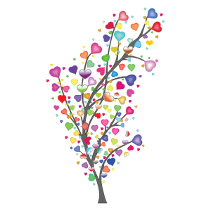 Baum der Liebe und Harmonie