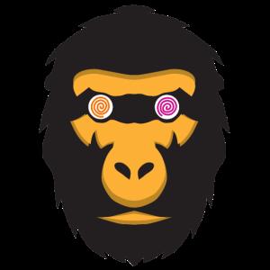 Gorilla Gorilla Primatenaffe 804 o