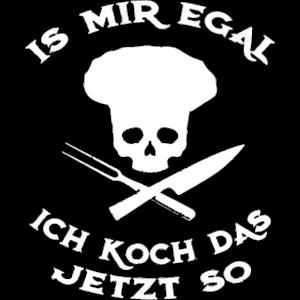 Koch Kochshirt Kochen kochen Koch Geschenkidee