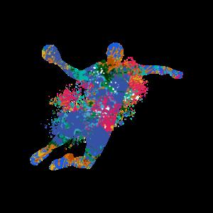 Handball Handballer Geschenkidee