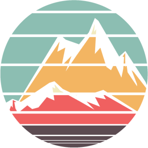 Retro Berge