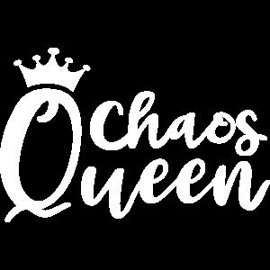 Chaos Queen Chaotin chaotisch Krone Königin Chaot