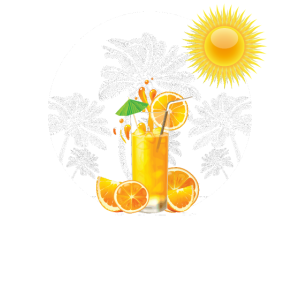 PALM TREES COCKTAIL