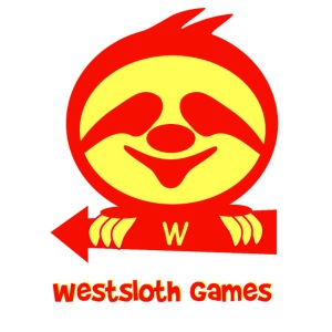 WestSloth Games Logo
