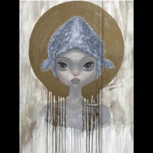 Street Art Fantasy Fairy