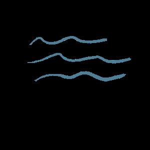 Welle Wave Meer Ozean T-Shirt