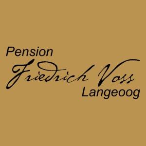 Pension Voss Langeoog Logo schwarz