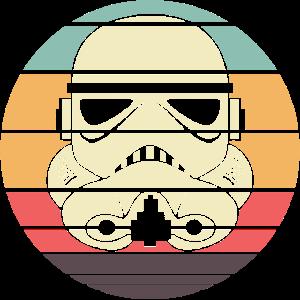 Retro Stormtrooper