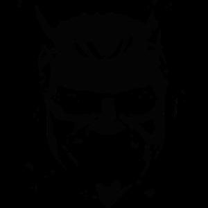 2reborn Devil Mask Teufel Maske Demon Hoerner Hoel
