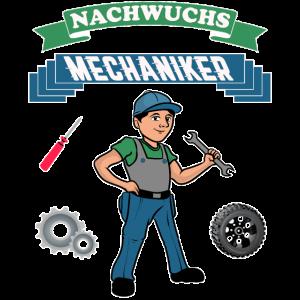 Nachwuchs mechaniker