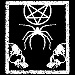 Spinnenphobie - Spinne des Bösen