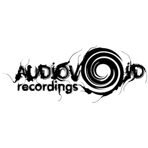 AudioVoid Black Logo