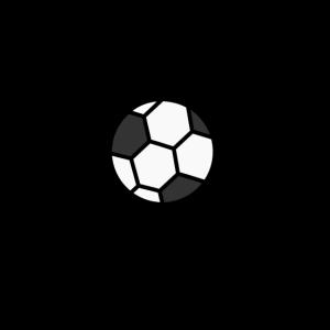 Heartbeat Fußball Herzschlag Geschenkidee Herz EM