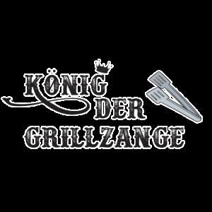 König der Grillzange - Cap