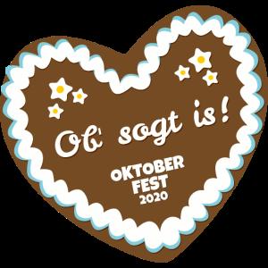 Ob sogt is! Oktoberfest 2020
