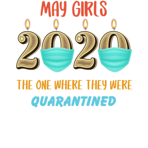 Mai Mädchen 2020 Die, wo sie unter Quarantäne gestellt wurden