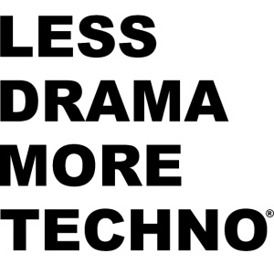Less Drama More Techno