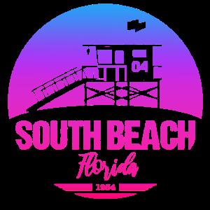 Sonnenaufgang South Beach
