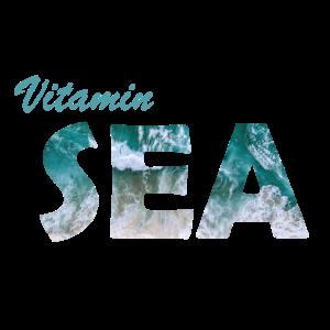 Vitamin Sea Meer Reisen Urlaub Strand Segeln