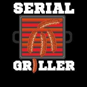Seriengriller für Griller und Köche