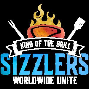 Gasgrill Liebe - Sizzlers Worldwide Unite!