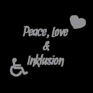 Peace, Love & Inklusion