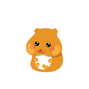 Tier des Jahres 2020 - Hamster & Toilettenpapier