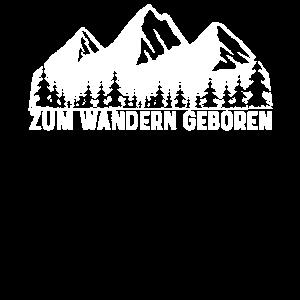 Zum Wandern Geboren