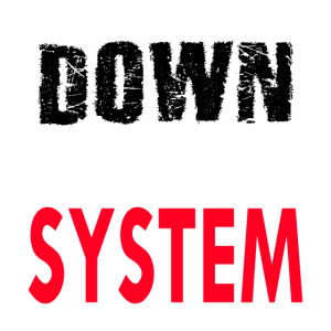 Down of a System - White Edition