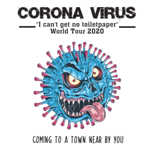 Corona - Corona Virus World Tour Mundschutz