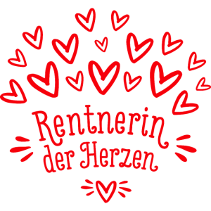 Rentnerin der Herzen